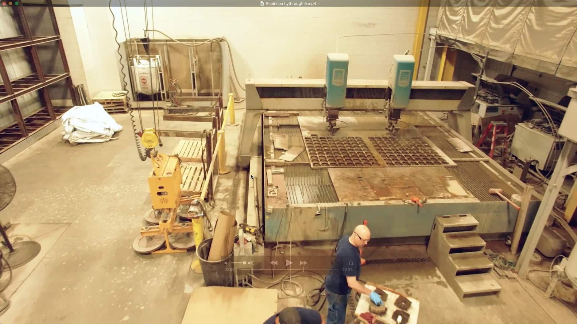 You are currently viewing Robinson Metal, Inc. Uses Water Jet Cutting for Enhanced Product Quality