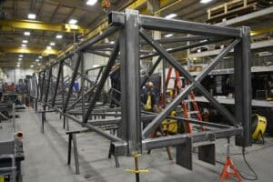 Read more about the article Robinson Metal Leads in Structural Fabrication in Wisconsin
