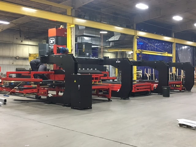 Read more about the article Robinson Metal Enhances Its Laser Cutting Capabilities