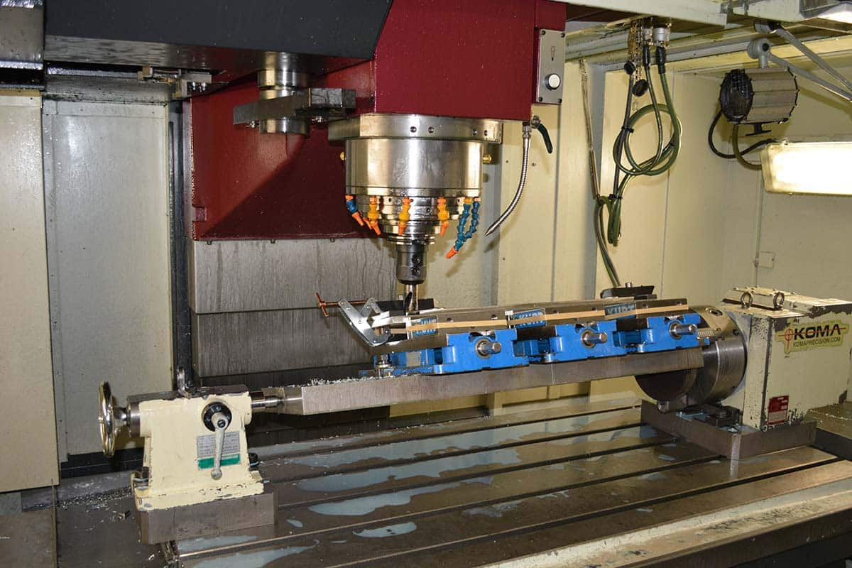 Read more about the article Robinson Metal Is a Leader in CNC Machining in Wisconsin