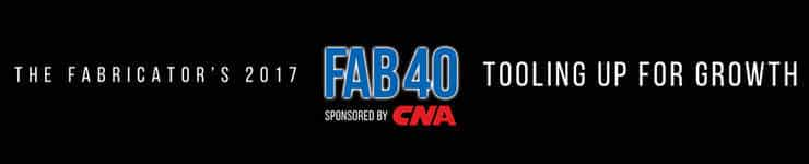 """Read more about the article Robinson Metal Inc. Ranked 10th on """"The Fabricator"""" Magazine's Fab 40 List"""