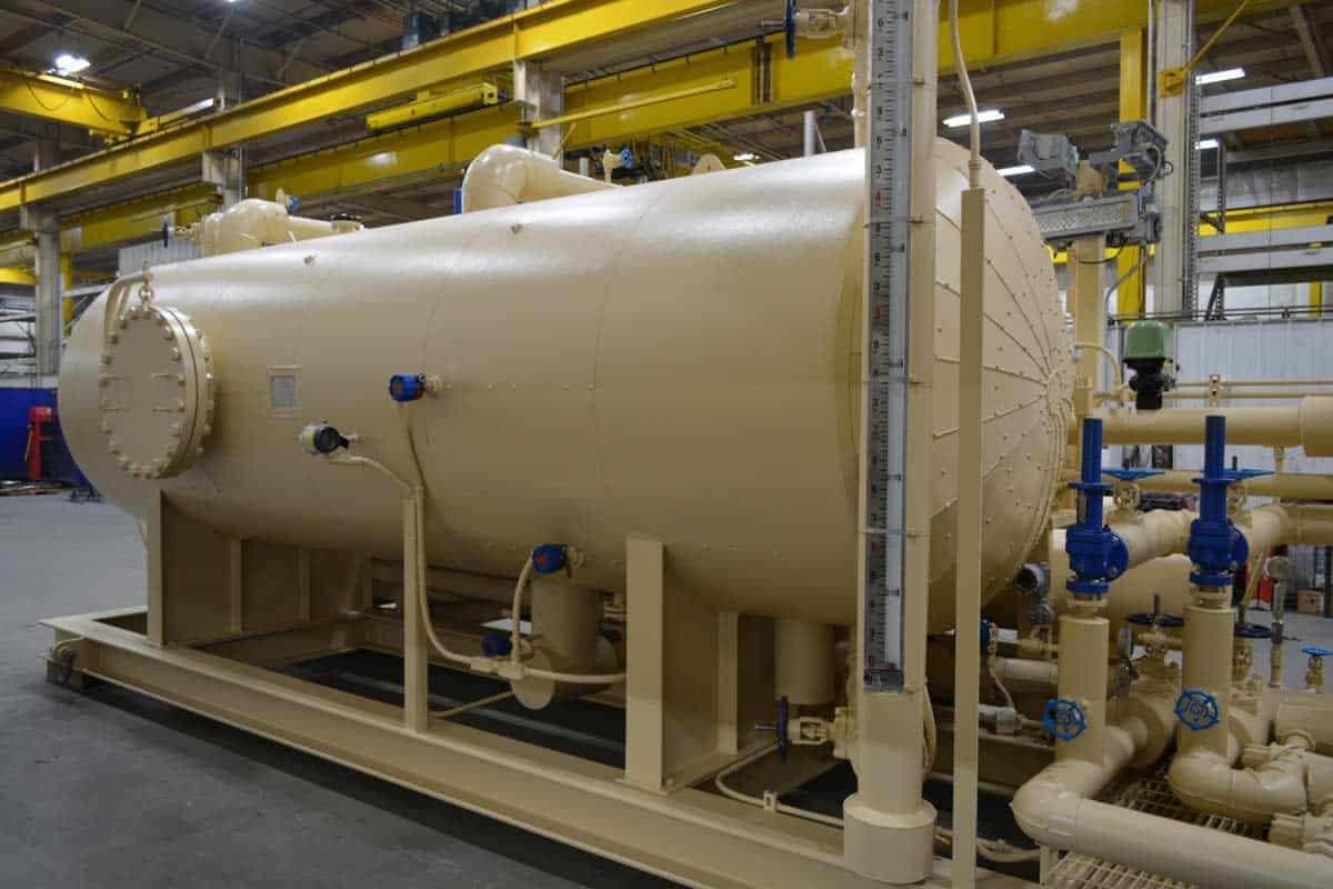 Read more about the article Safety Is at the Heart of ASME Pressure Vessel Construction