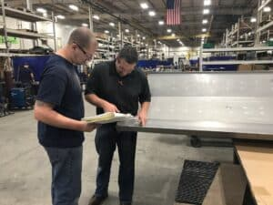 Read more about the article Structural Fabrication Success Depends on Expert Project Managers