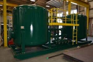 Read more about the article Filtration vessel fabrication includes mobile and permanent solutions