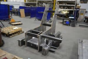 Read more about the article Base frames serve as foundations for machines and vessels