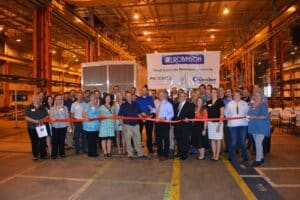 Read more about the article Manitowoc Facility Ribbon Cutting