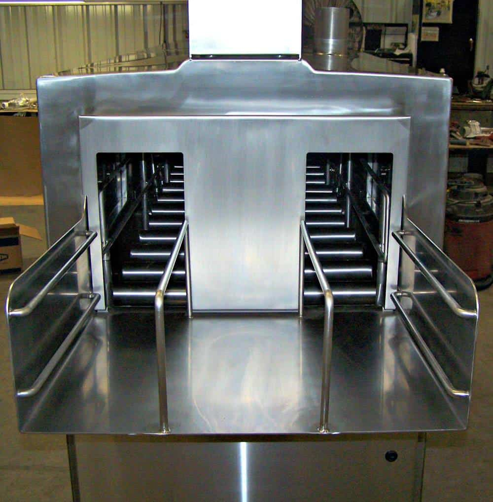 Read more about the article Custom stainless steel fabrication benefits food-grade projects