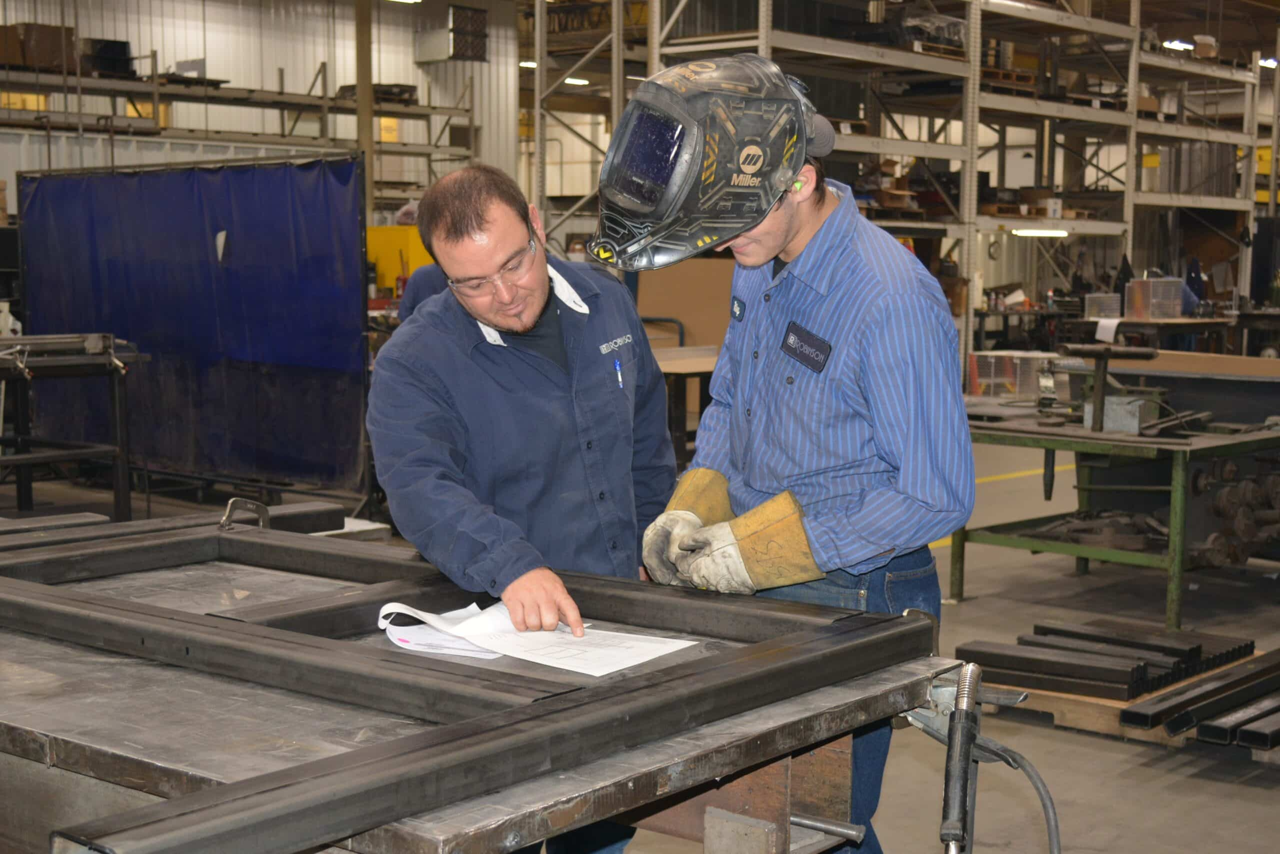Read more about the article Robinson Metal, Inc., continues to expand as a metal fabricator