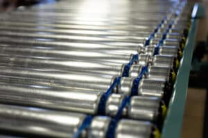Read more about the article Motor driven rollers (MDR) provide accumulation control