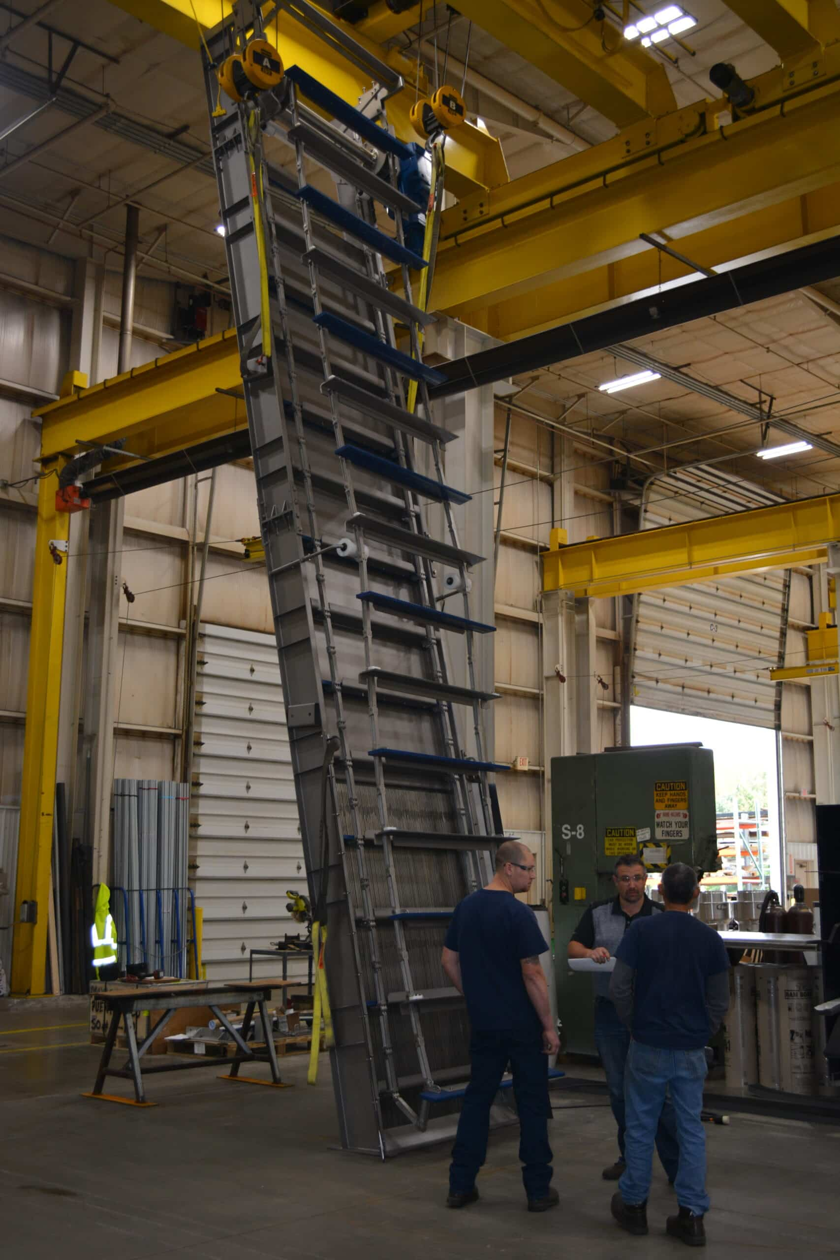 Read more about the article Fabrication jobs in Green Bay are available at Robinson Metal, Inc.