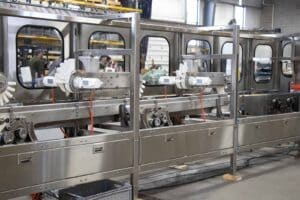 Read more about the article Custom conveyor systems from PHC deliver process efficiency