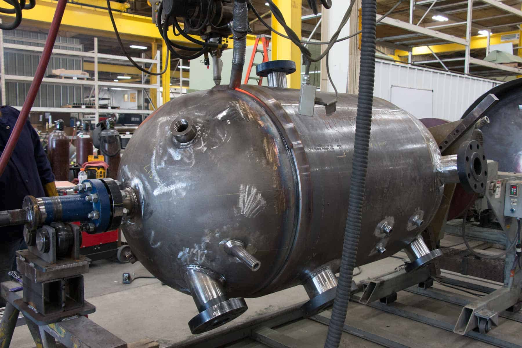 Read more about the article Safety is the top priority for pressure vessel manufacturers