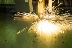 Read more about the article Laser cutting delivers high-level accuracy for metal fabrication