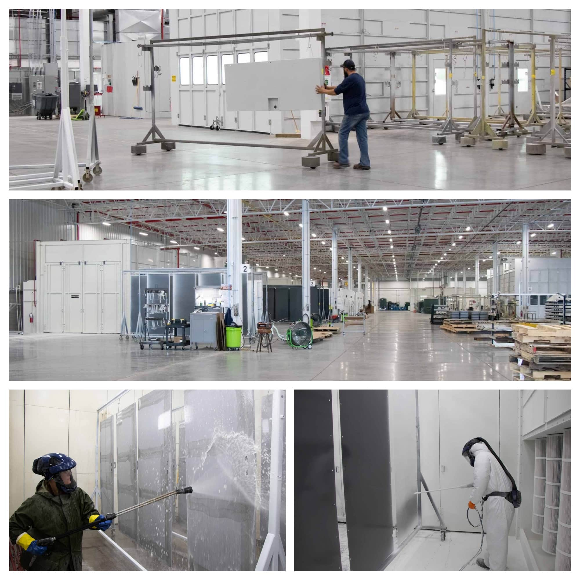 Read more about the article Robinson expands its wet paint and powder coating capabilities