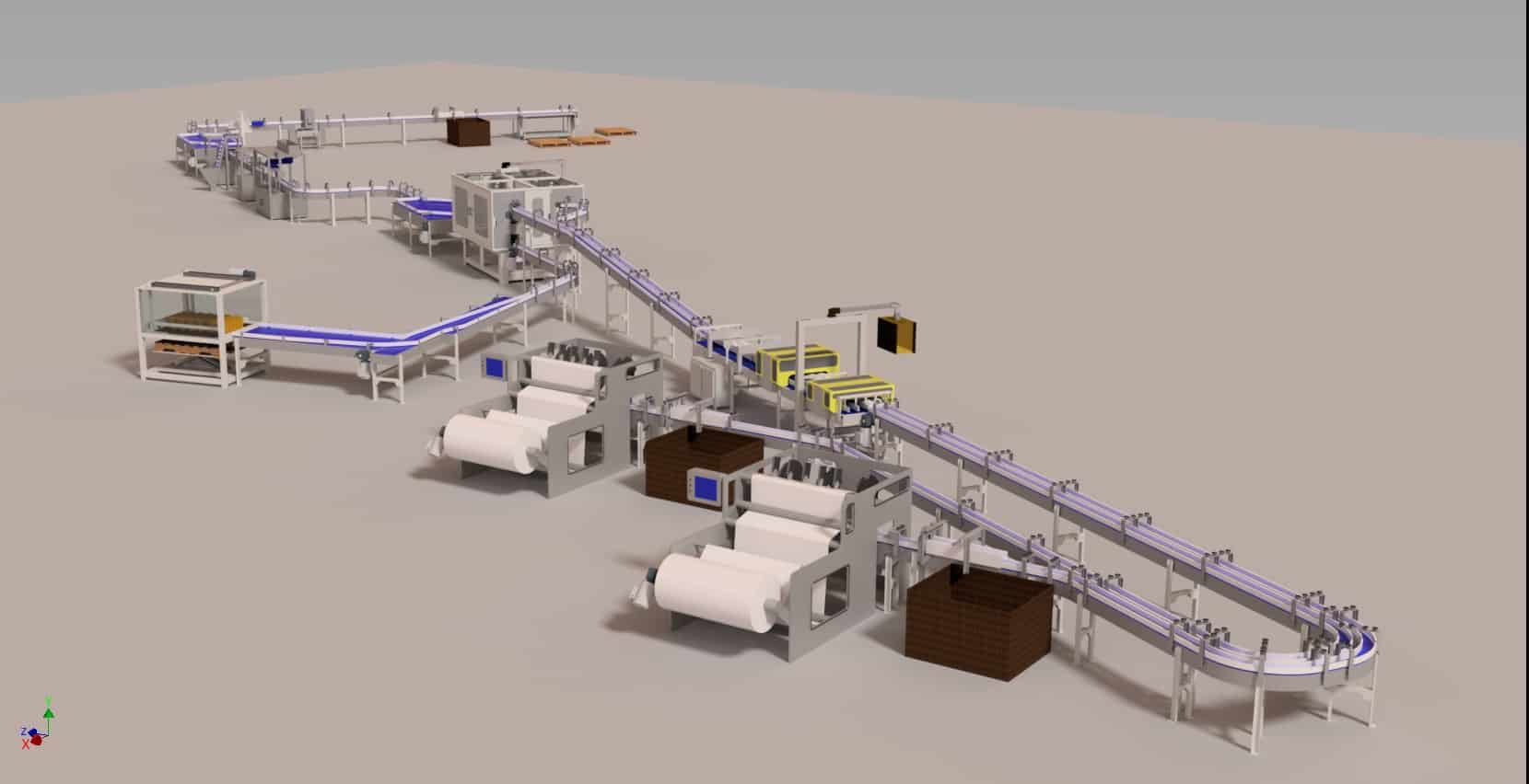 You are currently viewing Momentum brand wipes canister loader leads the field in efficiency