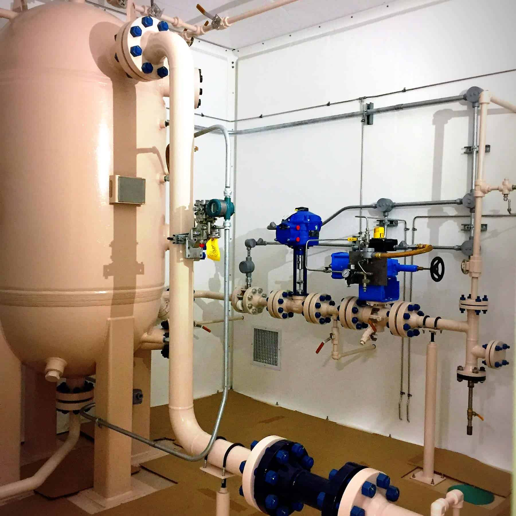 Read more about the article Robinson provides a single-source solution for oil and gas skids