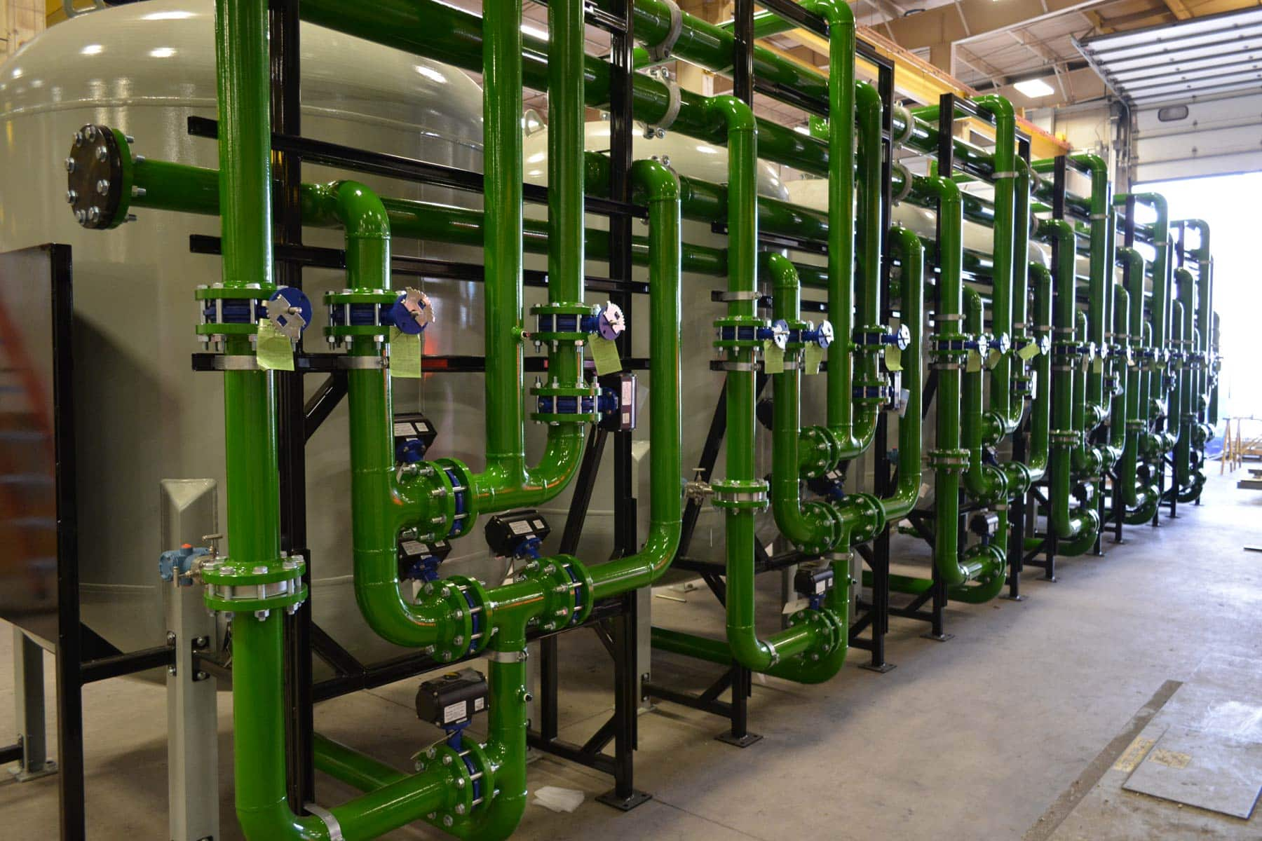 Read more about the article Industrial process piping requires adherence to strict standards