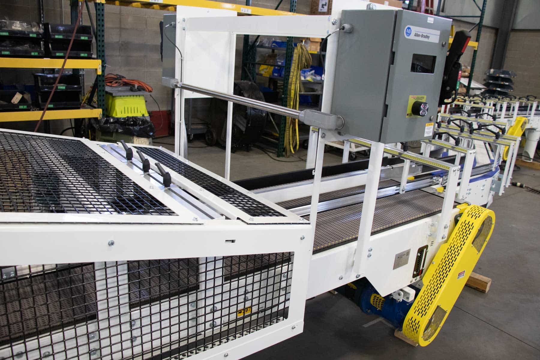 Read more about the article Modular conveyor options offer temporary and permanent solutions
