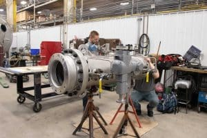 Read more about the article Tolerance requirements are key to pressure piping fabrication