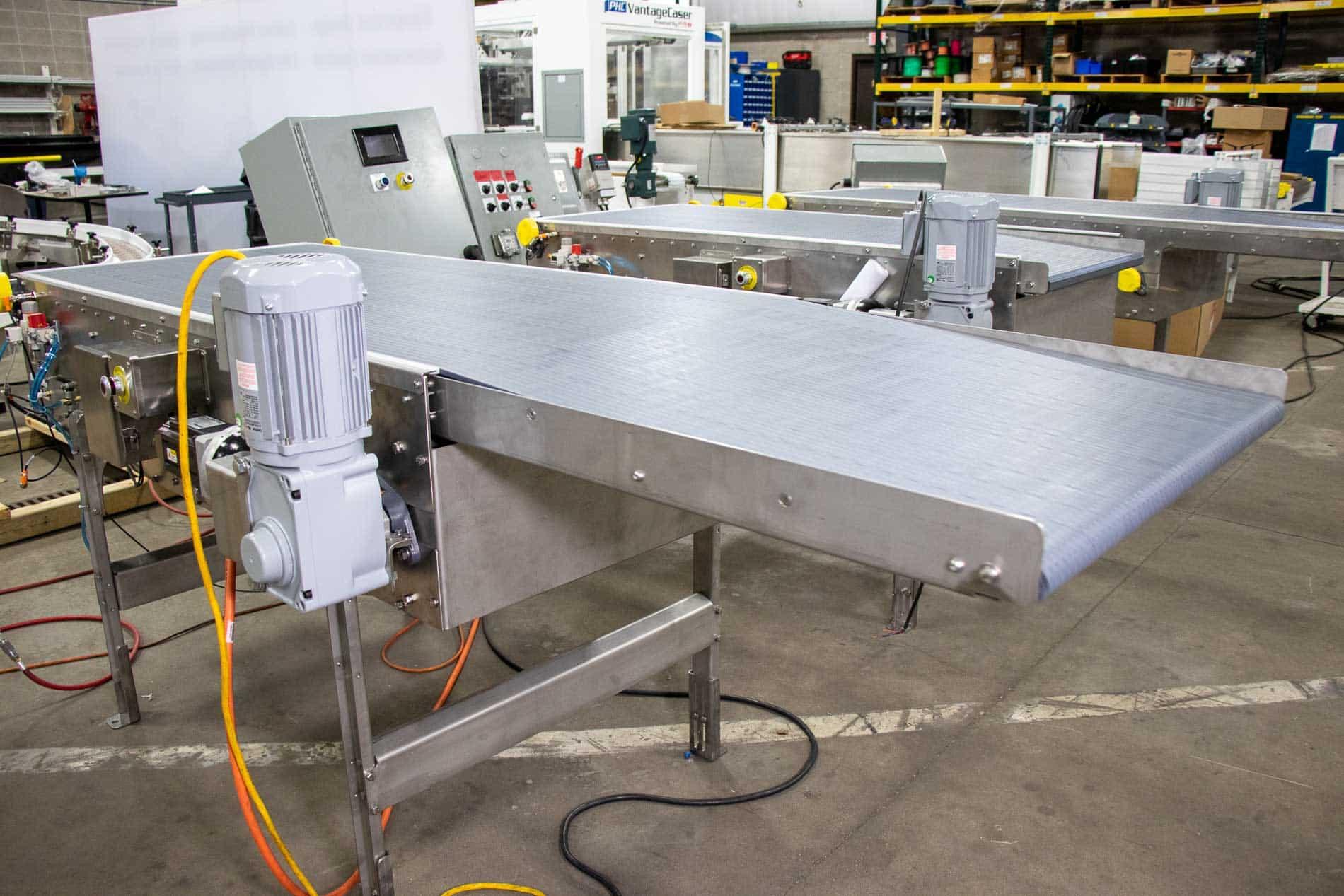 You are currently viewing Retractable conveyor creates efficiencies on the plant floor