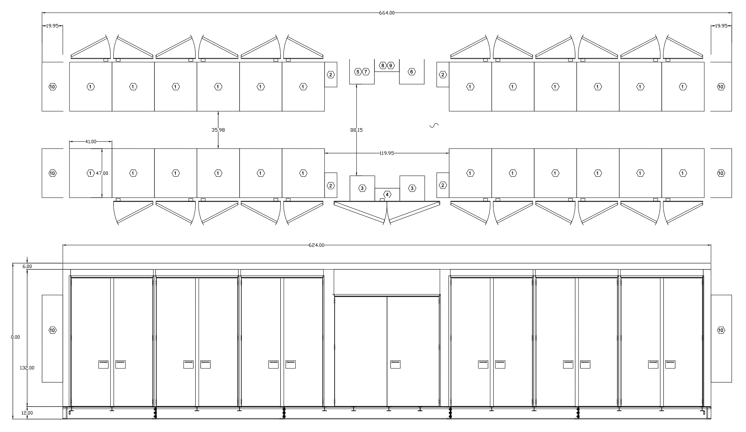 Robinson Inc. energy storage systems