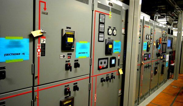 Columbia Switchgear Enclosure