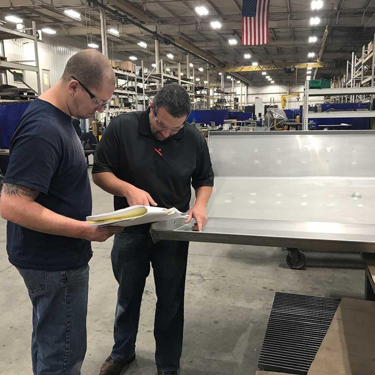 Robinson Inc. Custom Fabrication
